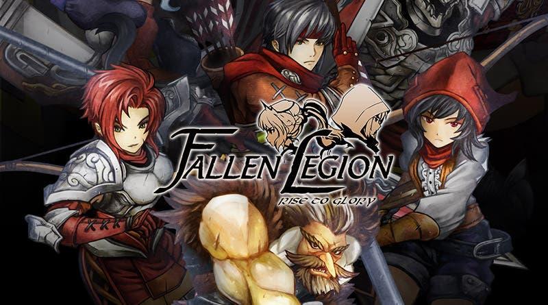 [Act.] Echad un vistazo a este tráiler japonés de Fallen Legion: Rise to Glory y un gameplay de sus primeros 20 minutos
