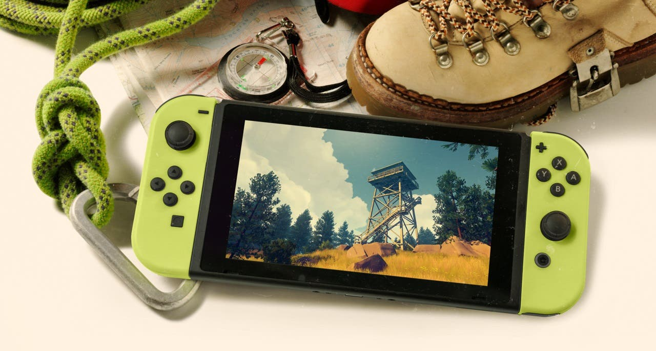 Firewatch llegará a Nintendo Switch