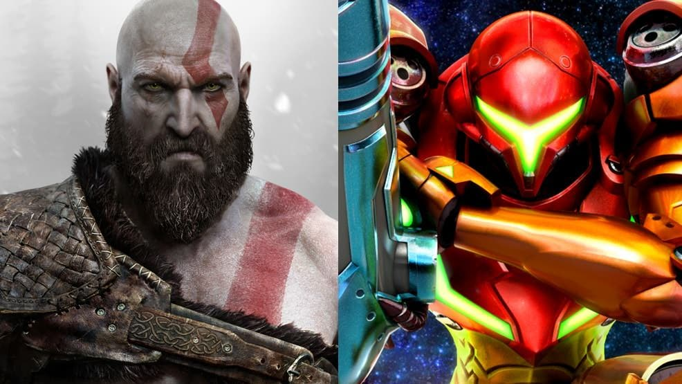 Metroid es una de las fuentes de inspiración de God of War para PlayStation 4