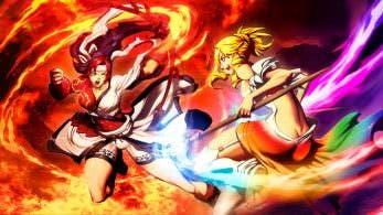 Fantasy Strike ahora es gratuito en Nintendo Switch y recibe novedades