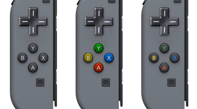 Un fan de Nintendo Switch imagina los Joy-Con ideales para la Consola Virtual