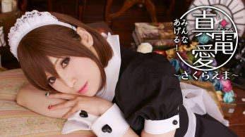 La actriz porno Ma Sakura también contará con un título para Nintendo Switch en Japón