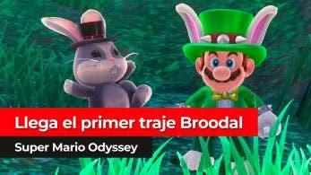 [Vídeo] Un vistazo detallado al traje del Broodal Topper en Super Mario Odyssey