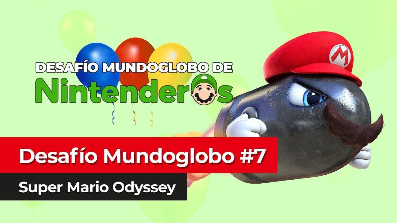 Desafío Mundoglobo de Nintenderos #7: ¡Vuestros escondites en Super Mario Odyssey!