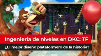[Vídeo]Donkey Kong Country: Tropical Freeze: ¿El mejor diseño de niveles de la historia?