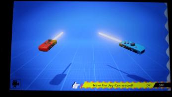 Este curioso Easter Egg de Nintendo Labo convierte los Joy-Con de Switch en espadas láser