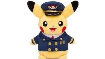 Se revela merchandising exclusivo de la tienda Pokémon del aeropuerto de Itami en Japón