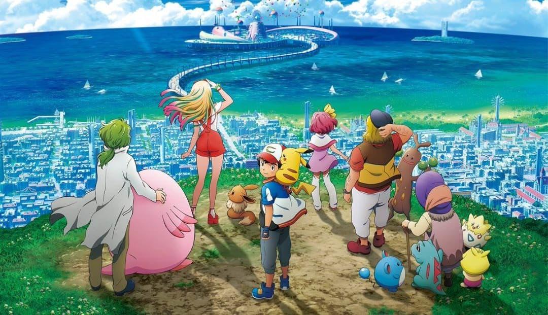 La próxima película de Pokémon estrenará un tráiler el lunes con un nuevo Pokémon