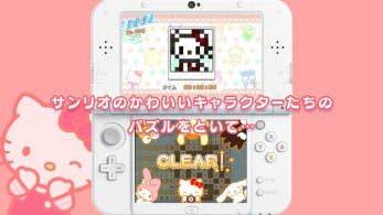 Anunciado Sanrio Characters Picross para 3DS