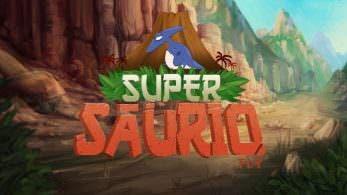 Super Saurio Fly confirma su lanzamiento en Nintendo Switch