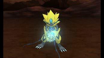 Zeraora nos muestra su mejor movimiento en este nuevo vídeo de Pokémon Ultrasol y Ultraluna