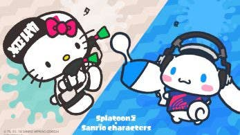 Hello Kitty gana la primera ronda del undécimo Splatfest japonés de Splatoon 2