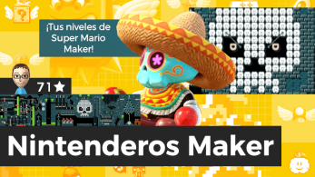 Nintenderos Maker #102: Claustrophobia