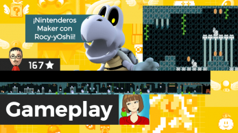 [Gameplay] Nintenderos Maker #101: Dry Bones Cave [Optional Coins]