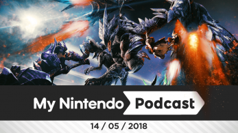 My Nintendo Podcast 2×13: ¡Monster Hunter Generations Ultimate, Nintendo Switch Online, rumores de Pokémon y más!