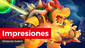 [Impresiones] Mario Tennis Aces