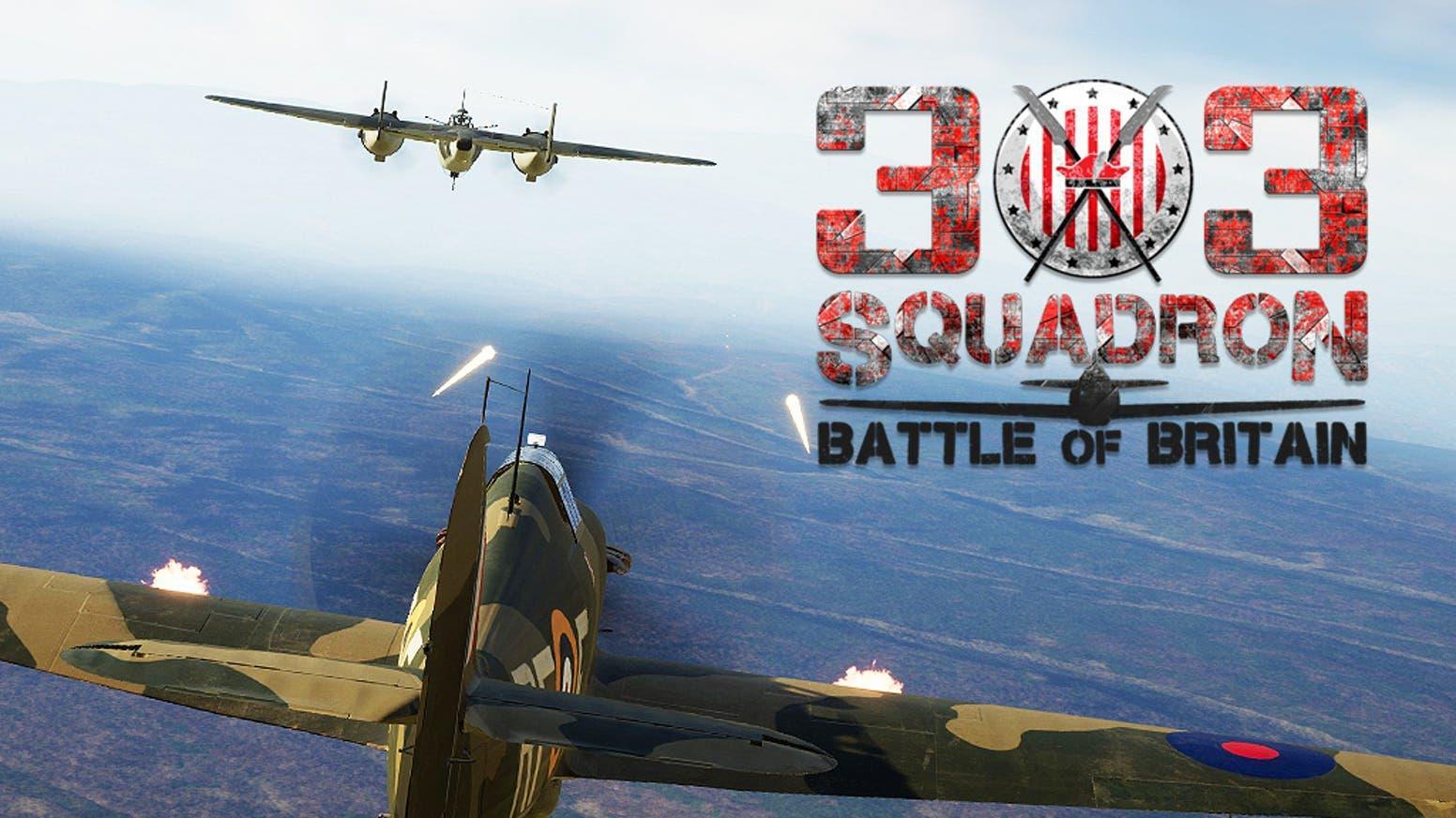 303 Squadron: Battle of Britain está de camino a Nintendo Switch