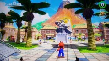 El supuesto leak de Isla Delfino en Super Mario Odyssey que está revolucionando Internet