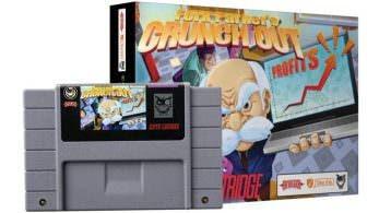 Devolver Digital y Megacat Studios llevarán Fork Parker's Crunch Out a SNES y donarán las ganancias a una organización benéfica