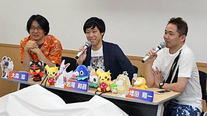 Junichi Masuda, director de Pokémon, recomienda a quienes no tienen una Switch que se la vayan comprando