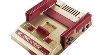 La Famicom Mini dorada se agota en tiempo récord