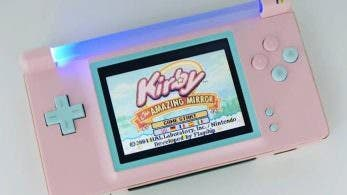 Este fan ha convertido sus Nintendo DS Lite rotas en unas 'Neon Game Boy Advanced'