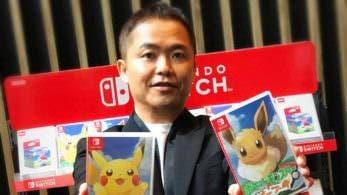 Junichi Masuda habla en Famitsu sobre Pokémon: Let's Go, Pikachu! / Eevee! y el futuro Pokémon 2019