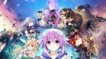 Brave Neptunia se lanzará en Nintendo Switch el 27 de septiembre en Japón y Corea del Sur