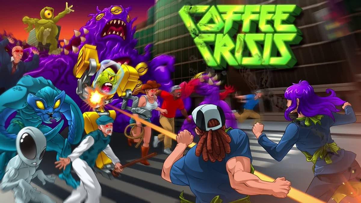 [Act.] Coffee Crisis llegará a Nintendo Switch