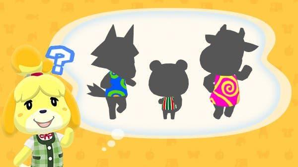 Nintendo avanza la llegada de tres nuevos campistas a Animal Crossing: Pocket Camp