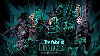 Nuevo tráiler del DLC The Color of Madness de Darkest Dungeon