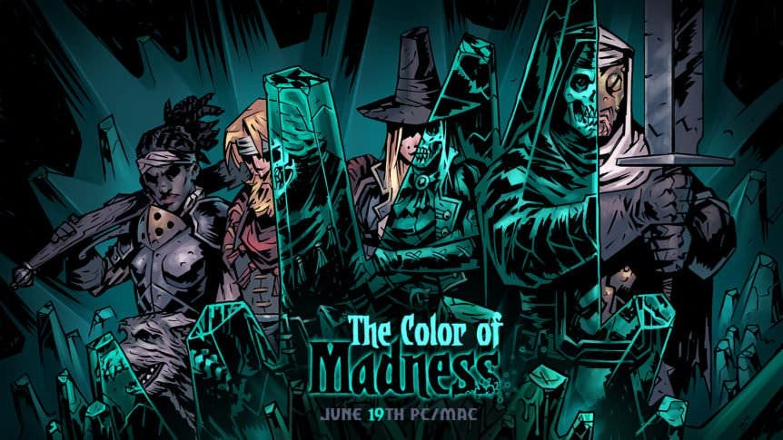 El DLC The Color of Madness de Darkest Dungeon llegará a Nintendo Switch