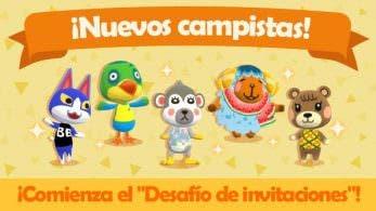 Animal Crossing: Pocket Camp recibe nuevos campistas