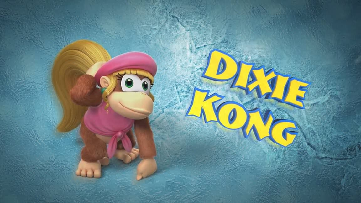 [Act.] Dixie Kong y Diddy Kong protagonizan los nuevos tráilers de Donkey Kong Country: Tropical Freeze para Switch