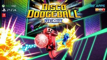 [Act.] Disco Dodgeball Remix confirma su lanzamiento en Nintendo Switch