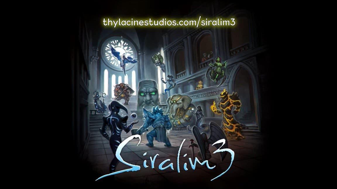 Siralim 3 confirma su lanzamiento en Nintendo Switch