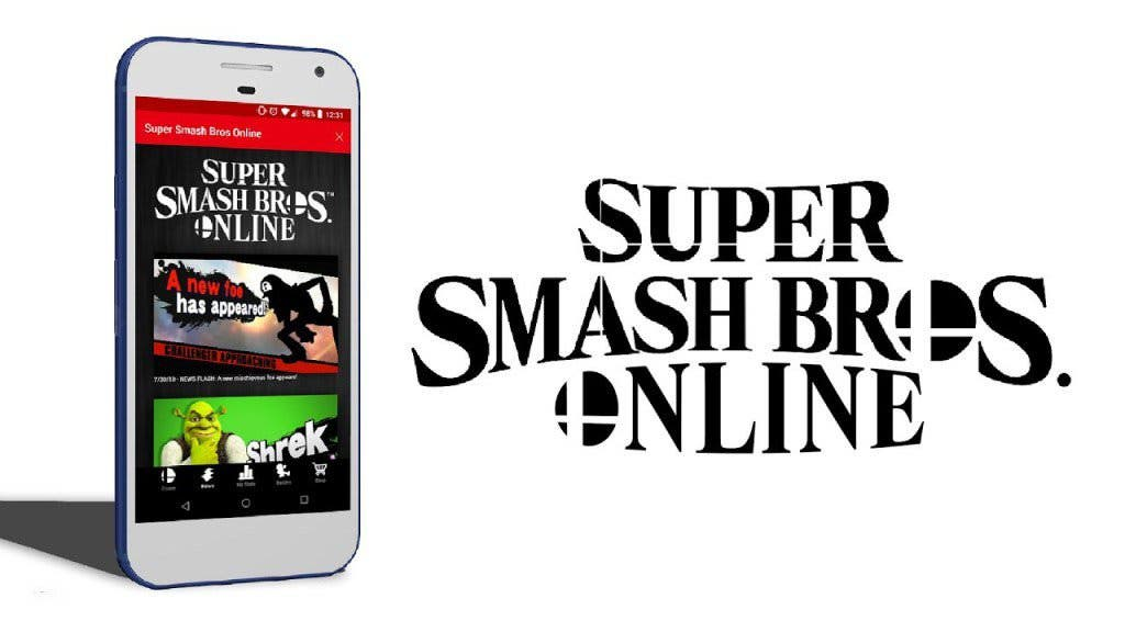Vídeo: Imaginan cómo podría ser la app de Super Smash Bros. de Nintendo Switch Online
