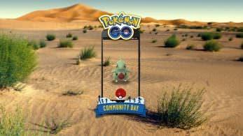 Larvitar protagoniza el siguiente Día de la Comunidad de Pokémon GO, que se celebrará el 16 de junio