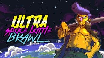 Ultra Space Battle Brawl confirma su lanzamiento en Nintendo Switch