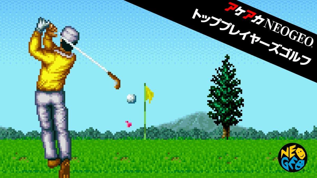 Hamster lanzará Top Players Golf e Ikki en Nintendo Switch la próxima semana