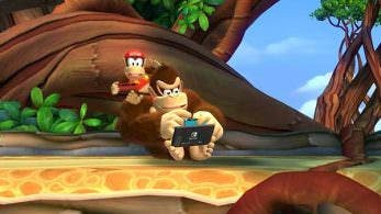 Así se anuncia Donkey Kong Country: Tropical Freeze para Switch en Reino Unido