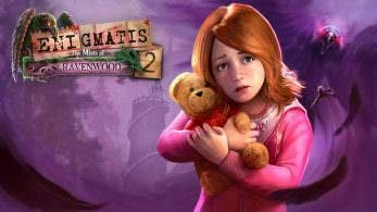 [Act.] Enigmatis 2: The Mists of Ravenwood confirma su lanzamiento en Nintendo Switch