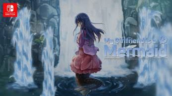 Sekai Project abre un proyecto en Kickstarter para My Girlfriend is a Mermaid!?