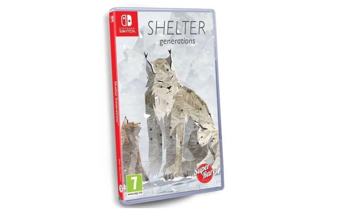 Shelter Generations será lanzado en formato físico para Nintendo Switch