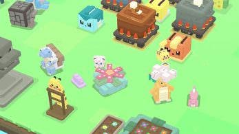 [Act.] Anunciado Pokémon Quest para Nintendo Switch y móviles, ya disponible en Switch