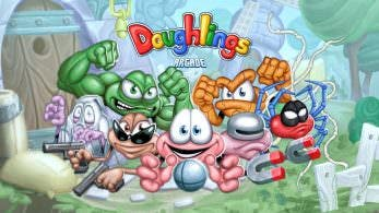 [Act.] Doughlings: Arcade llegará a Nintendo Switch
