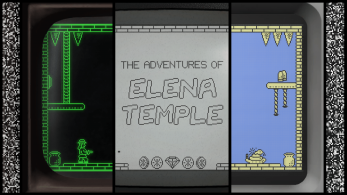 [Act.] The Adventures of Elena Temple está de camino a Nintendo Switch