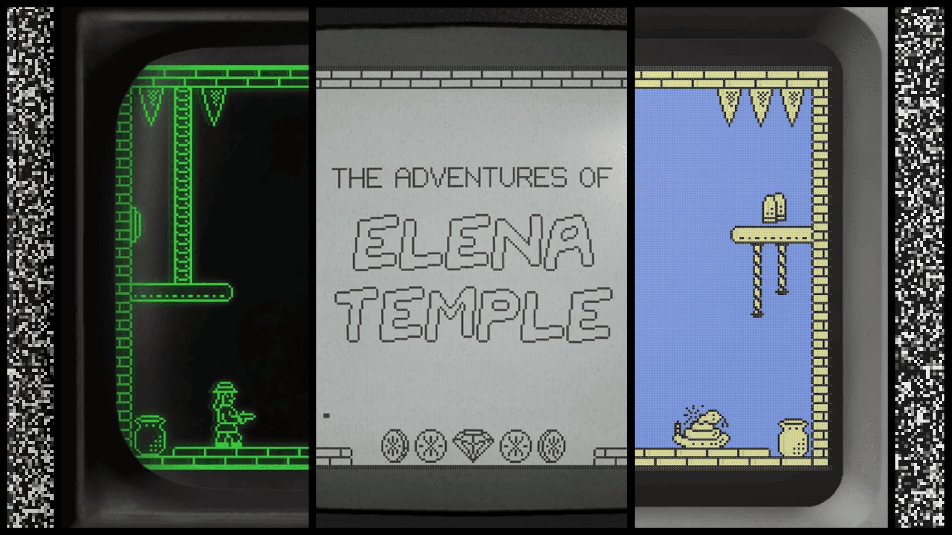 [Act.] The Adventures of Elena Temple está de camino a Nintendo Switch