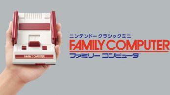 Nintendo Classic Mini: Family Computer – Weekly Shonen Jump 50th Anniversary Edition se lanzará en julio en Japón