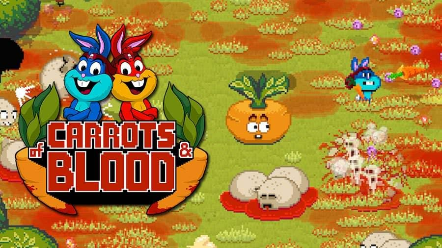 [Act.] Of Carrots And Blood llegará a Nintendo Switch